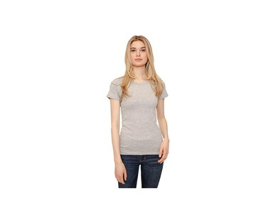 Serra Ladies 2-Pack Crew T-Shirt View 2