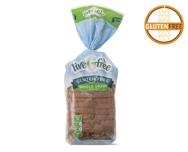 Gluten Free Whole Grain Bread