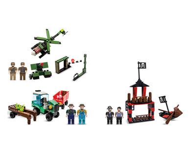 Block Tech 2-Pack Figure Block Set View 3