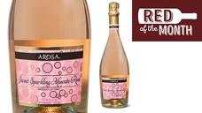 ArosaSparkling Moscato Rosé