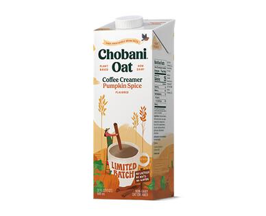 Chobani Holiday Oat Creamer Assorted Varieties