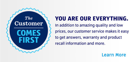 our customer service makes it easy to get answers warranty product recall information
