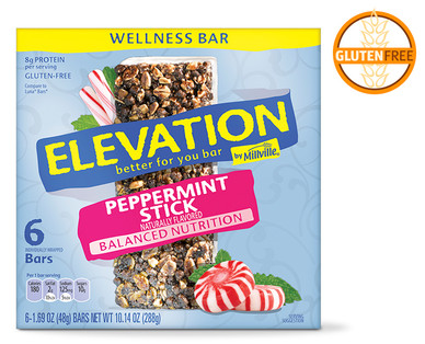 Elevation Chocolate Peppermint Wellness Bars