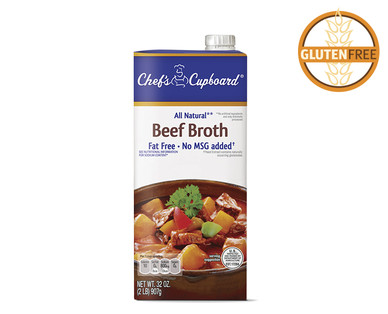 Chef's Cupboard Beef Broth