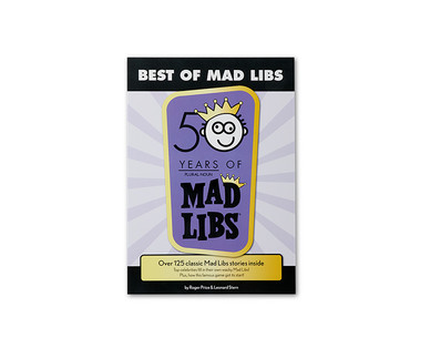 Penguin Large Mad Libs View 2