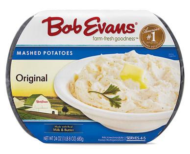 Bob Evans Refrigerated Mashed Potatoes