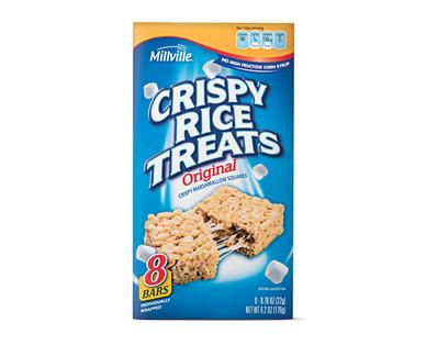 Millville Crispy Rice Treats