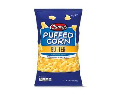 Clancy's Cheese Puffed Corn