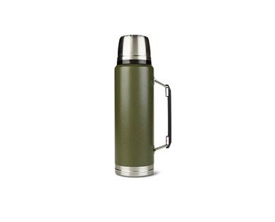 Adventuridge 40 oz. Stainless Steel Vacuum Insulated Bottle View 2
