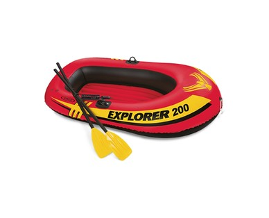 Intex Explorer 200 Boat Set View 2