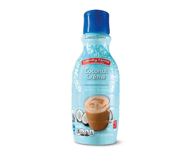 Friendly Farms Coconut Creme Coffee Creamer