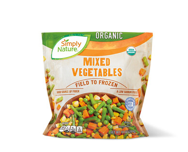 Simply Nature Mixed Vegetables