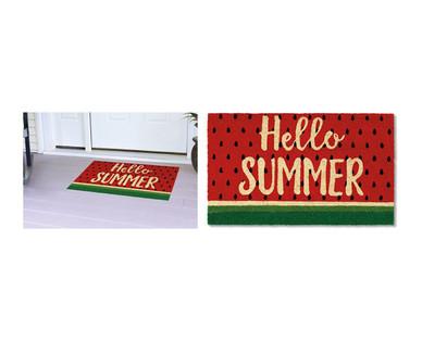 Huntington Home Summer Coir Mat View 1