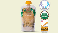 Little Journey Organic Banana Puree. View Details.