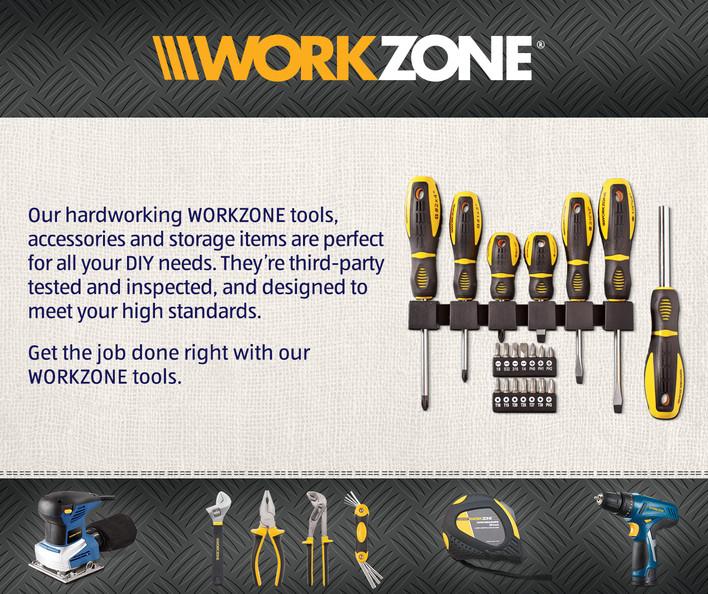WORKZONE Tools