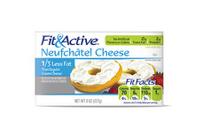 Fit and Active Neufchatel Cheese. View Details.