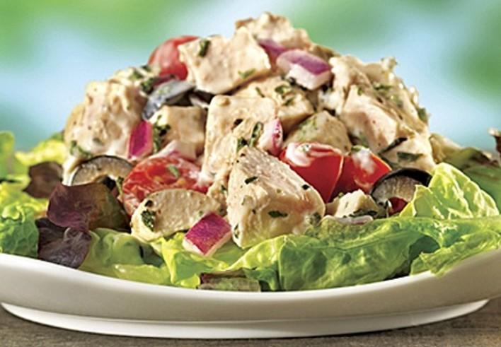 Provencal Chicken Salad