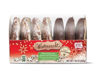 Winternacht Soft Gingerbread Cookies