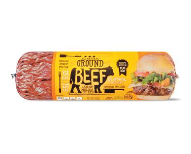 73/27 Ground Beef Roll