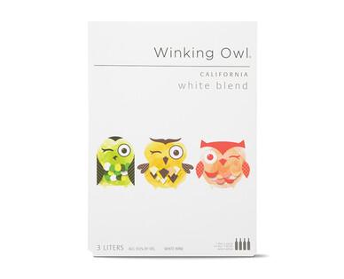 Winking Owl White Blend