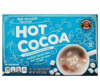 Beaumont Cocoa Hot Cocoa Mix with Mini Marshmallows