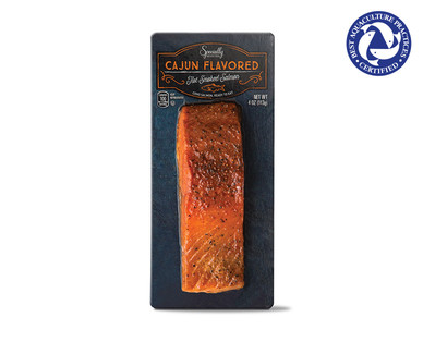 Specially Selected Hot Smoked Salmon