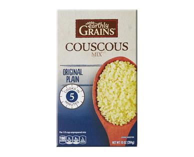 Earthly Grains Original Couscous