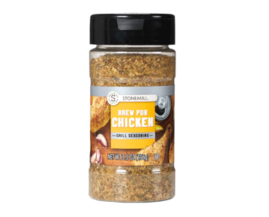 Stonemill Brew Pub Chicken Grill Seasoning