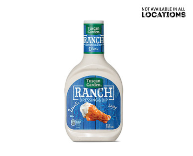 Tuscan Garden Ranch Dressing and Dip View 1