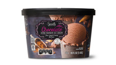 Specially Selected Super Premium Chocolate Ice Cream