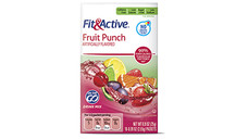 Fit and Active Fruit Punch Drink Mix Sticks. View Details.