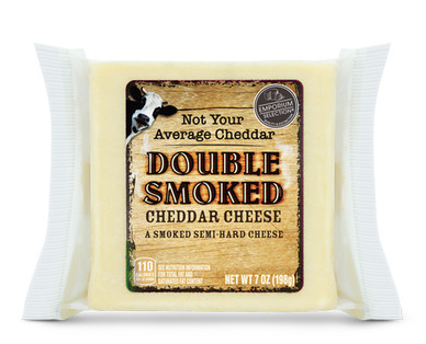 Emporium Selection Double Smoked Cheddar Cheese