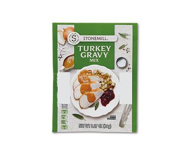 Stonemill Turkey Gravy Mix