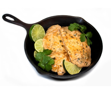 Never Any! Cilantro Lime ABF Seasoned Chicken Breasts