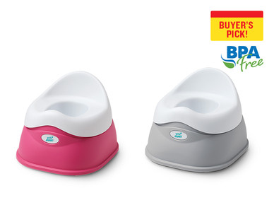 Little Journey Children's Potty Chair, Potty Seat or Double Step Stool View 2