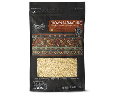 Specially Selected Brown Basmati Rice