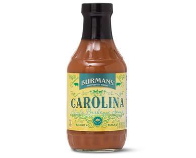 Burman's Carolina Style BBQ Sauce