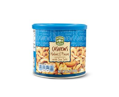Southern Grove Cashew Halves & Pieces