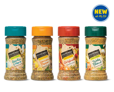 Stonemill Salt Free Seasonings