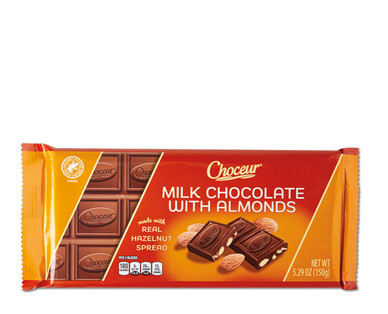 Choceur Milk Chocolate w/ Almond