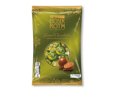 Moser Roth Smooth Hazelnut Truffle Grand Chocolades