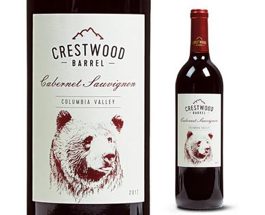 Crestwood Barrel Cabernet Sauvignon