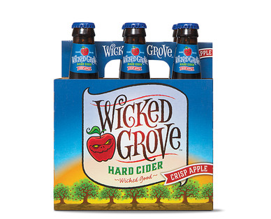 Wicked Grove Hard Cider