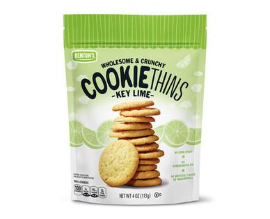 Benton's Key Lime Cookie Thins