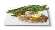 Fresh Tilapia with Garlic Herb. View Details.