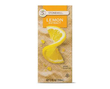 Stonemill Lemon Extract