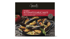 Specially Selected Tomato Garlic Sauce Mussels