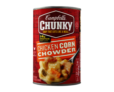 Campbell's Chunky Chicken Corn Chowder