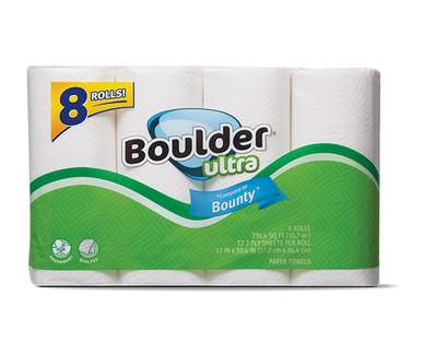 Boulder 8 Roll Ultra Paper Towel