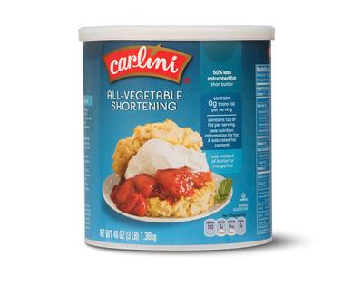 Carlini Vegetable Shortening